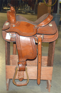 Youth Saddles in stock