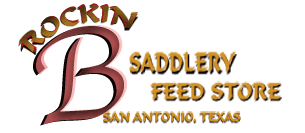 Rockin B Feed store and saddle & tack repair